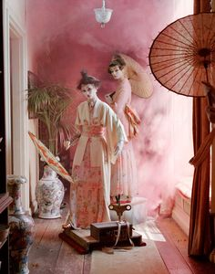 rhea thierstein Photography by Tim Walker