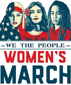 women's march t shirt by samantachi