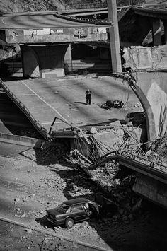 Northridge Earthquake: Photos from 1994