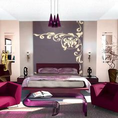 1000+ images about bedroom on Pinterest Bedrooms, Asian wallpaper ...