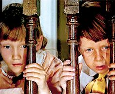 Karen Dotrice and Matthew Garber // Mary Poppins (1964)