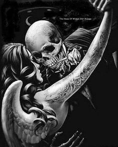 Tattoo ideas skull devil 46 Ideas for 2019 Chicano Tattoos, Skull Tattoos, Body Art Tattoos, Sleeve Tattoos, Tatoos, Arte Cholo, Cholo Art, Lowrider Art, Og Abel Art