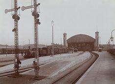 Berlin 1876 Stettiner Bahnhof