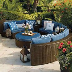 Deep Seating Furniture - Outdoor Sofas -Outdoor Deep Seating - Frontgate