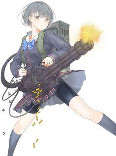 Anime Girls, Manga Anime Girl, Art Anime, Chica Gato Neko Anime, Anime Neko, Anime Military, Military Girl, Guerra Anime, Military Drawings