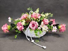 Ikebana, Funeral, Floral Wreath, Crown, Wreaths, Flowers, Jewelry, Beautiful Flower Arrangements, Shabby Chic Wreath