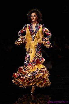 Wappíssima - Simof 2012 - Pilar Vera - Colección 'Mis flamencas'