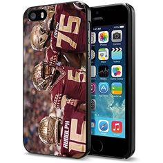 NCAA FSU American Football, Cool iPhone 5 5s Smartphone Case Cover * You can get more details by clicking on the image. (This is an affiliate link) #CasesHolstersClips