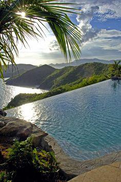 Peter Island, Falcons Nest, British Virgin Islands