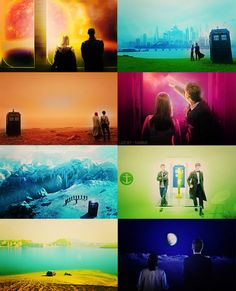 Doctor Who. Is wonderful.