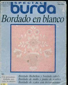 BORDADO EN BLANCO - Francisca Elvira Holzmann - Álbuns da web do Picasa