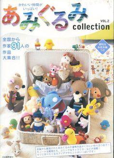 Capa Revista Amigurumi Vol.2