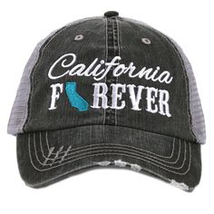 87148f22ca9fe Wholesale Women s Katydid California Forever Trucker Hats Scarf Hat