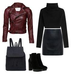 """Fashion Autumn"" by mandyrobbie on Polyvore featuring moda, Valentino, McQ by Alexander McQueen e Hogan"