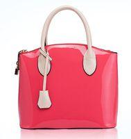 Verano del Color del caramelo charol bolsos , bolsos famoso diseñador de la marca Shell Totes bolsos femeninos de época bolsos bloque bolso Color