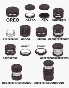 Just in case you were wondering what your style of Oreo is called. – Just in case you were wondering what your style of Oreo is called. Crazy Funny Memes, Really Funny Memes, Stupid Memes, Funny Relatable Memes, Haha Funny, Funny Cute, Funny Posts, Funny Stuff, Puns Hilarious