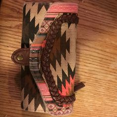 Wallet Aztec print wallet Mossimo Supply Co Other