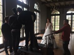 Watch the premiere of #VWBridalFilm and the debut of Vera's Spring 2015 Bridal collection today at 12PM EST on verawang.com.