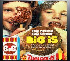 Har du smakt den? Her i reklame fra 1977:)