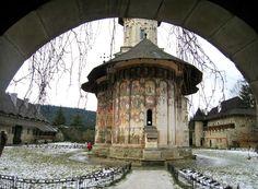 Manastirea Moldovita, Moldovita Monastery Romania