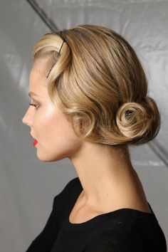 photo's 50's hairstyles | 50s Hairstyles For Long Hair | LONG HAIRSTYLES