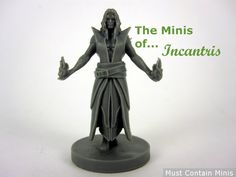 Must Contain Minis: Incantris - The Minis in the Box
