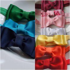 Ten Back To School Grosgrain Ribbon Headband / by MiShaMeDesigns, $35.00