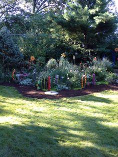 Eclectic Garden. Eclectic Arts EArtsStudio.com