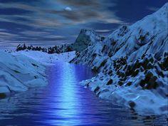 immagini paesaggi invernali - Cerca con Google