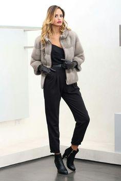 Any day is a #perfect day for #Shopping. Follow us!  #Mink #Fur, #Velvet #Quality, #MadeinItaly.  http://www.jewelsandfurs.com/web/en/shop/furs/ef001148/  #day #furs #furfashion #winterfashion #pelliccia #furlove #fourrure #luxury #luxus #collection #coat #specialprice #jewelsandfurs #beautiful #amazing #fashionweek #fashiondiaries #chic #gray #italianstyle