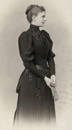 Countess Sophie Chotek wife of Archduke Franz Ferdinand of Austria
