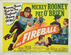 The Fireball - title card
