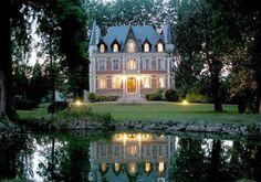 Lake House, France.