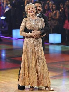Florence Henderson on Dancing With The Stars