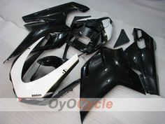Injection Fairing kit for 09-11 Ducati 1198 | OYO87902345 | RP: US $669.99, SP: US $569.99