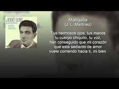 Jose Luis Y Su Guitarra - Mariquilla (con letra - lyrics video)