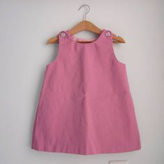 Purple Vintage Jumper Dress. Willow Moon Vintage on Etsy.