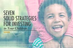 Does your investment in your kids seem like it's going nowhere? You may not see the returns for many years, but if you consistently invest in your kids and parent them the right way, the rewards are much more likely to be there in the future.  Listen to my new podcast on investing time in your kids. #parenting #investing #family