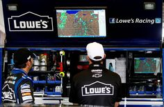 Jimmie Johnson Photo - Watkins Glen International - Day 1