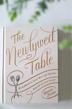 The Newlywed Table – Pineridge Hollow Newlyweds, Place Card Holders, Drinks, Table, Food, Drinking, Just Married, Beverages, Essen