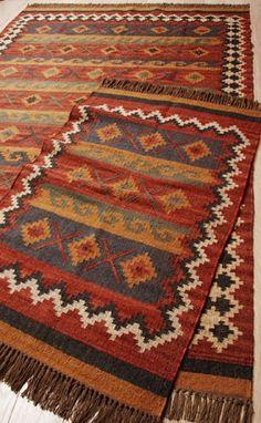Mandawa Kilim Rug 90 x 150 cm www.yellowsunrise.co.uk