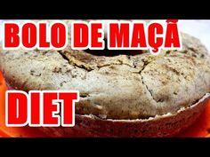 Se você possui restrição alimentares, veja essa incrível seleção de receitas de bolo para diabéticos que são simples e deliciosas. Confira! Diabetic Recipes, Banana Bread, Recipies, Food And Drink, Menu, Cookies, Pasta, Desserts, Bolo Diet