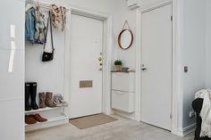 tips de decoracion-espacios-pequenos recibidor
