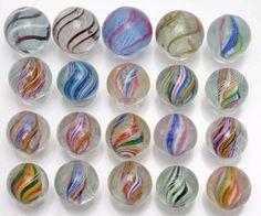 A Brief History of Marbles http://mentalfloss.com/article/29486/brief-history-marbles-including-all-marble-slang