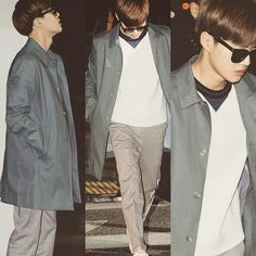 Suho fashion ♥