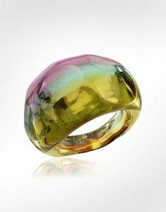 Antica Murrina Broadway - Murano Glass Ring
