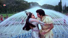 Tere Liye Maine Janam Liya - Jeetendra, Jayaprada, Singhasan Romantic Song