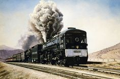 steam engine trains - Google Search