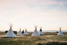 Teepee Village | Montana
