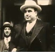 """""""Biography"""" Al Capone: Scarface Real Gangster, Mafia Gangster, Chicago Outfit, Mafia Families, Al Capone, People Of Interest, Popular Videos, The Life, Documentaries"""